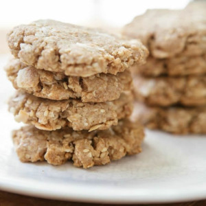 Sesame-Coconut-Cookie
